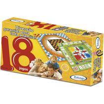Jogo 18 Jogos Novo Original Xalingo -