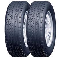 Jogo 2 pneus aplus 195/60r15 88h a608 -