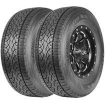 Jogo 2 pneus aro 16 landsail 265/70 r16 112h clv1 -