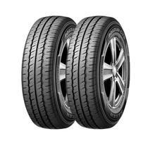 Jogo 2 pneus nexen 205/75 r16c 113/111r  roadian c -