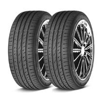 Jogo 2 pneus nexen 255/45r20 105v extra load n fer -