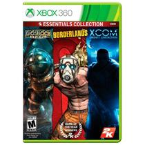 Jogo 2K Essentials Collection - Xbox 360 - 2k games