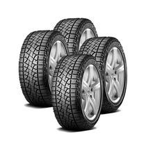 Jogo 4 Pneus Aro 15 Pirelli Scorpion Atr 255/75r15 109/105s -