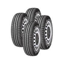 Jogo 4 Pneus Aro 16 Michelin Agilis 195/75R16C 105R -