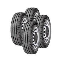 Jogo 4 Pneus Aro 16 Michelin Agilis 225/75r16 118/116r -