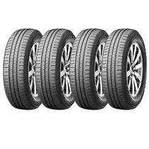 Jogo 4 pneus nexen 235/60r16 100v n priz sh9i -
