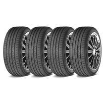 Jogo 4 pneus nexen 255/45r20 105v extra load n fer -