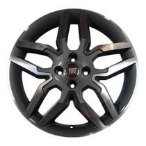 Jogo 4 Rodas Aro 17x6 Fiat Ideia Sport 4x98 GD Zk-530 - Zunky