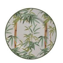 Jogo 6un Prato Raso Bambu 29cm Alleanza -
