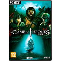 Jogo A Game of Thrones: Genesis - PC - Focus home interactive