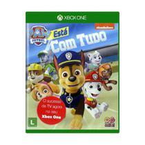 Jogo A Patrulha Canina: Está com Tudo - Xbox One - Outright Games