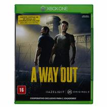 Jogo A Way Out Xbox One - Ea games