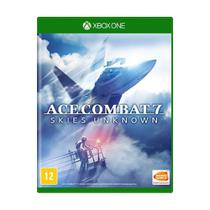 Jogo Ace Combat 7: Skies Unknown - Xbox One - Bandai namco entertainment