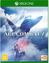 Jogo Ace Combat 7 Skies Unknown Xbox One - Bandai Nanco