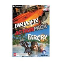 Jogo Action Pack Driver Parallel Lines e Far Cry para PC - Ubisoft