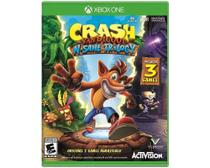 Jogo Activision CRASH Bandicoot N. Sane Trilogy XBOX ONE BLU-RAY  (AB000096XB1)
