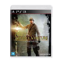 Jogo Adams Venture: Chronicles - PS3 - Soedesco