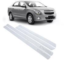 Jogo Adesivo Friso Lateral Chevrolet Cobalt - Transparente - Np Adesivos