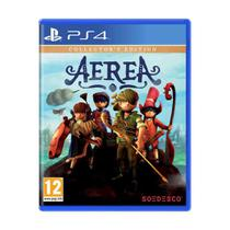 Jogo AereA (Collector's Edition) - PS4 - Soedesco
