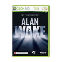 Jogo Alan Wake - Xbox 360 - Microsoft studios