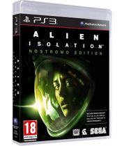 Jogo Alien Isolation Nostromo Edition - PS3 - Sega -
