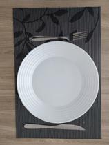 JOGO AMERICANO 30 x 45 PVC - 4365 ONYX - Onix