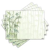 Jogo Americano - Bambu com 4 peças - 093Jo - Allodi