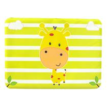 Jogo Americano Infantil Impermeável  Amarelo - Girafa- Unik Toys -