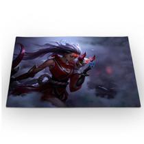Jogo Americano League of Legends Blood Moon Diana 46x33cm - 429k