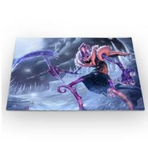 Jogo Americano League of Legends Fiddlesticks Doces Travessos 46x33cm - 429k