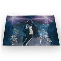 Jogo Americano Pop Michael Jackson Live 46x33cm - 429K