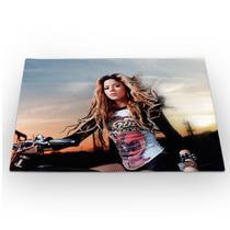 Jogo Americano Pop Shakira Wind 46x33cm - 429K