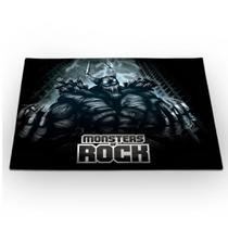 Jogo Americano Rock Monsters of Rock 46x33cm - 429k