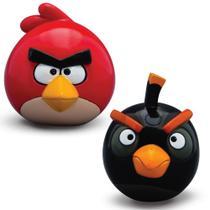 Jogo Angry Birds - Mashems em Dobro - Red e Black Birds - DTC -