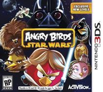 Jogo Angry Birds Star Wars para Nintendo 3DS - Activision