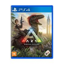 Jogo Ark Survival Evolved - PS4 - Studio Wildcard