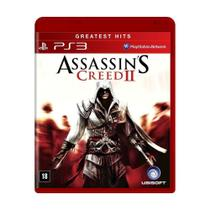 Jogo Assassin's Creed II - PS3 - Ubisoft