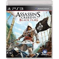 Jogo Assassin's Creed IV Black Flag Português - PS3 - Ubisoft