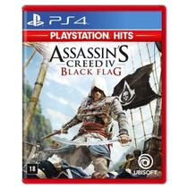 Jogo Assassin's Creed IV Black Flag - PS4 - Ubisoft