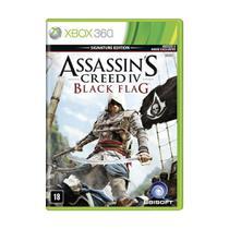 Jogo Assassin's Creed IV: Black Flag (Signature Edition) - Xbox 360 - Ubisoft