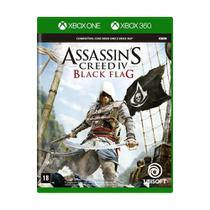 Jogo Assassin's Creed IV: Black Flag - Xbox 360 e Xbox One - Ubisoft