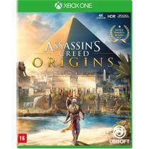 Jogo Assassin's Creed Origins - XBOX - Ubisoft