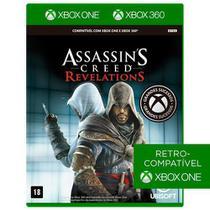 Jogo Assassin's Creed: Revelations para Xbox 360 e Xbox One (X360/Xone) - Ubisoft -