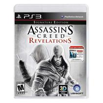 Jogo Assassin's Creed Revelations (Signature Edition) - PS3 - Ubisoft