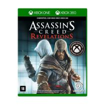 Jogo Assassin's Creed: Revelations - Xbox 360 e Xbox One - Ubisoft
