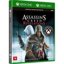 Jogo Assassin's Creed: Revelations - Xbox 360 e Xbox One - Ubisoft