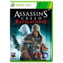 Jogo Assassin's Creed: Revelations - Xbox 360 - Ubisoft