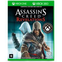 Jogo Assassin's Creed Revelations - Xbox One - Ubisoft