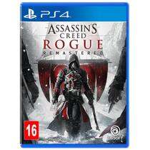 Jogo Assassin's Creed Rogue - Remasterizado - Ps4 - Ubisoft