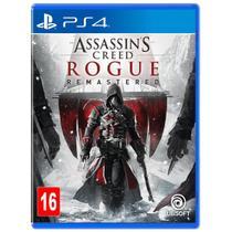 Jogo Assassin's Creed Rogue - Remasterizado - Ps4 - Ubisoft